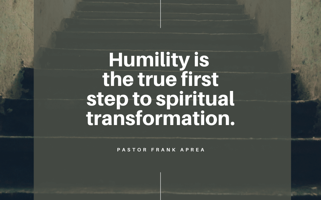 Saul to Paul (Part One – Humility)
